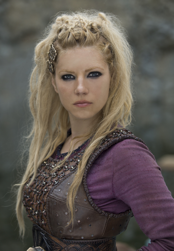 Pics Photos - Katheryn Winnick Plays Lagertha In Vikings Photo History