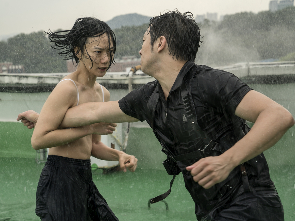 Doona Bae Grateful For Sense8 Challenge Tv Show Patrol